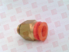 SMC KQ2H11-U02 ( FITTING, UNIFIT MALE CONNECTOR, 3/8IN TUBE, ) -Image