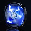 Xigmatek XAF-F1456 120/140mm LED Case Fan - Blue -- 70946
