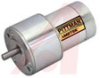 Gearmotor, 24VDC, 5592 rpm no load, 5.6oz/in tor const, .1/2.88A, 65.5 ratio -- 70050432