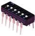 DIP Switch -- A6D Series - Image