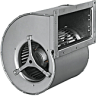 Centrifugal Forward Curved Fans, Dual Inlet -- D4E180-BA02-02 -Image