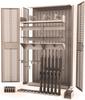 Modular Steel Weapons Cabinet