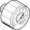 Pressure gauge -- MA-27-16-R1/8 -Image