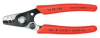 Wire Stripper,Electronic,18 AWG,Red/Blue -- 10U096