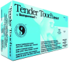 Sempermed Tender Touch TTNF Blue Large Nitrile Powder Free Disposable Gloves - Medical Grade - Rough Finish - SEMPERMED TTNF204 -- SEMPERMED TTNF204