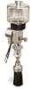 "(Formerly B1743-3X01), Electro Chain Lubricator, 5 oz Polycarbonate Reservoir, 1"" Round Brush Nylon, 120V/60Hz -- B1743-005B1NR31206W -- View Larger Image"