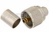 UHF Male Connector Crimp/Solder Attachment for PE-B400, PE-B405, PE-C400, LMR-400, 0.400 inch -- PE44054 -Image