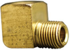 Fisnar 560729 Brass Elbow Fitting 0.25 in NPT Male x 0.125 in NPT Female -- 560729 -Image