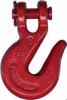 G43 Series Clevis Grab Hook (Red)