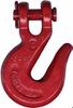 G43 Series Clevis Grab Hook (Red)