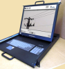 Fully Automatic Stand Alone Corona Inspection Systems -- DayCor® RAILHD