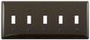 Standard Wall Plate -- NP5 - Image