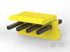 Rectangular Power Connectors -- 2-1123723-4 -Image