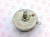 OHMITE 28689-200 ( RHEOSTAT, 200 OHMS, 1 A MAX, WIREWOUND, PANEL MOUNT ) -- View Larger Image