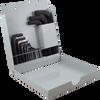 15 Pieces Metric Short Hex Key Set -- 69715 - Image