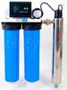 Trojan E-4 UVMAX 15 GPM 3-Stage UV Filtration System -- 400-UVM-E4-2BB