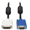 Tripp Lite 10 ft. DVI to VGA Cable (DVI Male to HD15 Male) -- P556-010