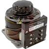 Transformer, Var.;0 to 240V Vo;7.5A Io;2.1kVA;240V Vi;Panel;50/60Hz;Knob -- 70120824