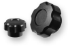 Coronet Series 6 Lobe with Bushing & Set Screw Clamping Knob -- CR-50-B