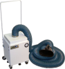 Portable Fume Extractor Python Portable Floor Sentry -- SS-300-PYT