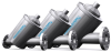 Coarse Strainer Industrial Water Filter -- A2-CS - Image