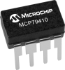 Battery-Backed I2C Real-Time Clock/Calendar with SRAM and EEPROM -- MCP79410 - Image