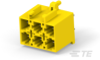 Rectangular Power Connectors -- 1-179849-4 -Image