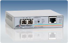 Gigabit Ethernet, Standalone, Fiber Media Converters -- AT-MC1004