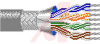 Cable, Multipair; 24 AWG; 7x32; Foil Braid Shield; PVC Ins.; 4 PAIRS -- 70005612 - Image