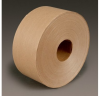 3M 6147 Kraft Water Activated Tape - 3 in Width x 1000 ft Length - 6 mil Thick - 98183 -- 076308-98183 - Image