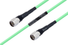 Temperature Conditioned N Male to N Male Low Loss Cable 300 cm Length Using PE-P300LL Coax -- PE3M0247-300CM -Image