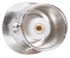 Economy Coaxial Adapter, BNC Bulkhead Adapter, Grounded -- BA1087E -Image