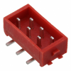 Rectangular Connectors - Headers, Male Pins -- 732-4878-2-ND -Image