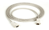 10-ft RS232 Unshielded Modem Cable DB9 Male/DB9 Female -- EHM025-0010 - Image