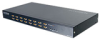 Aten ALTUSEN 16-port Serial Over the Net KVM Switch -- SN0116