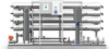 135 GPM AXEON X2-Series Industrial Reverse Osmosis System -- 220-X2-12680-135