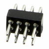 Rectangular Connectors - Headers, Male Pins -- 1212-1370-ND