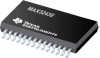 MAX3243E 3-V to 5.5-V Multichannel RS-232 Line Driver/Receiver With +/-15kV IEC ESD Protection -- MAX3243ECPWE4 -Image