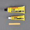 Henkel Loctite Hysol 11C Epoxy Adhesive Black 4 oz Kit -- 1373435