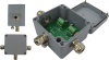 Weatherproof Termination Box with Surge Protection -- CHP65