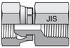 JIS 60 Degree Cone Swivels Steel -- 6F63P4S