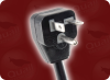 NEMA 5-20P DOWN ANGLE to IEC-60320-C19 HOME • Power Cords • High Voltage Power Cords • Straight Blade Power Cords