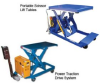 PORTABLE SCISSOR LIFT TABLES -- HPST-2448-2-46