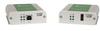 USB Extender, 1 Port, USB 2.0 over CAT 5e, 100m, US Power Supply