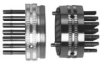 Circular Pneumatic Connectors -- Various