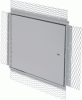 PFN-PLY Fire rated uninsulated access door with plaster flange for walls only - Image