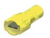 Male Fully Insulated Quick Fit Terminal -- 8300 - Image