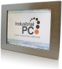 IP65 Front Bezel Fanless Panel PC