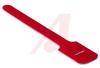 Tie; Polyethylene (Hook), Nylon (Loop);Red; 50 lbs.; 1.75 in.; 8 in.; 1 in. -- 70163625