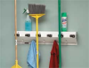 Mop/Broom Holder,6 Handle,34 In -- 8CK06